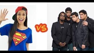 AIB : NRI travellers vs Desi travellers feat. IISuperwomanII