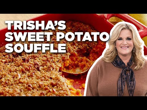 Trisha's Sweet Potato Souffle | Food Network