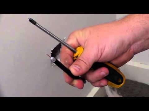 DIY Home Series: TV Antenna Socket Installation Part 1
