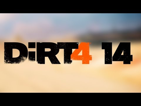 Dirt 4 Episode 14: The Dark Rally