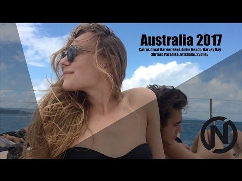 Australia travels 2017 I (Cairns, Great Barrier Reef, Airlie Beach, Brisbane, Sydney)