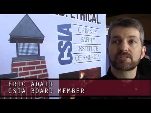 An engineer explains why he's impressed with CSIA-educated chimney sweeps