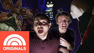 Universal Studios Halloween Horror Nights Tour | Out And About | TODAY