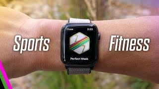 Apple Watch Series 5 // Fitness & Sports In-Depth Review