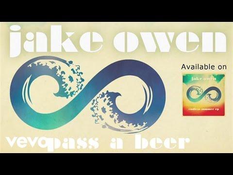 Jake Owen - Pass A Beer (Audio)