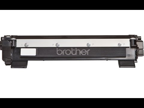 BROTHER TN1000 TN1050 HL1110 Toner Cartridge Refill Instructions