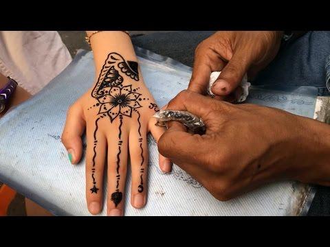 Flower Mehndi Designs For Hands ᴴᴰ █▬█