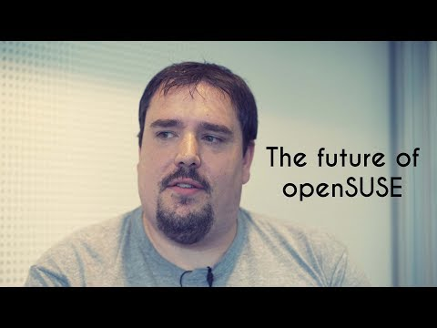 Deep Dive: Richard Brown on where is openSUSE heading