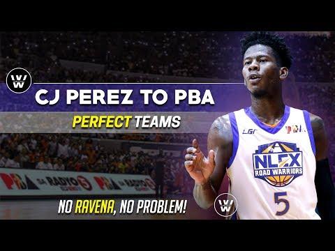 Mga PBA Teams para kay CJ Perez | Saan ba siya Babagay? | PBA Draft 2018
