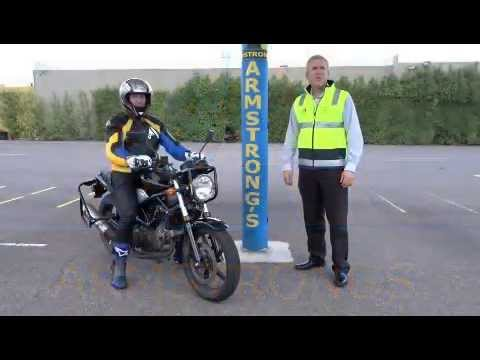 Motorcycle Licence Assessment Criteria