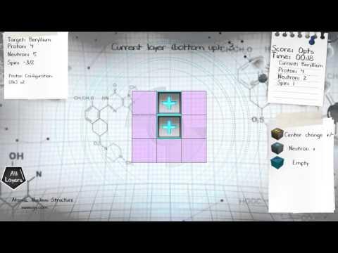 How to Build Beryllium Nuclues Be-9
