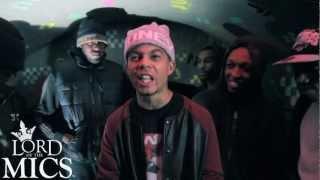 LOTM Cypher Jammer Hecki Drifter Scorpz Funky Dee A2 Kozzie P Money Lil Choppa