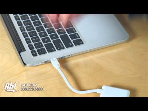 How To: Connect Your Mac With HDMI