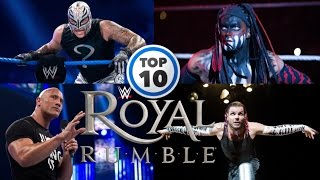 TOP 10 Wrestlers That Could Return At WWE Royal Rumble 2017