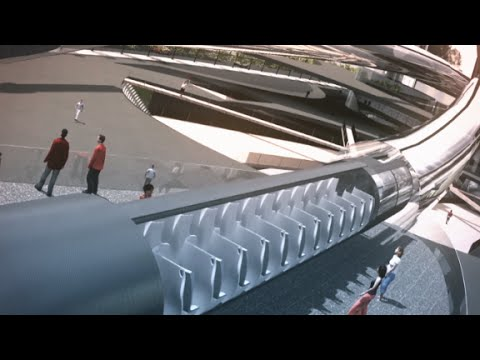 700 mph in a tube: The Hyperloop experience