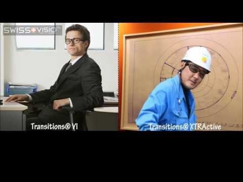 Transitions® VI vs Transitions® XTRActive