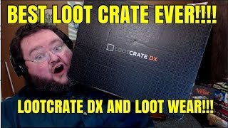 Best Lootcrate Ever September 2016 Speed