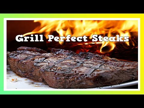 How To Grill A Steak Like Longhorn