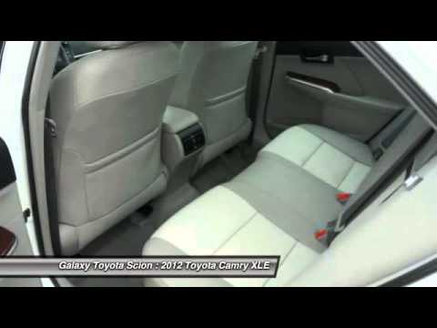 2012 Toyota Camry XLE Eatontown NJ 07724