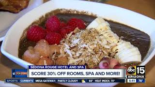 Deal of the Day: Sedona Rouge Hotel and Spa