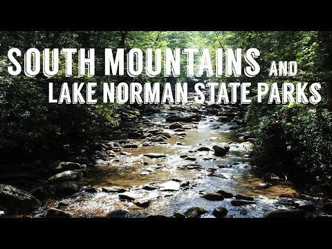 South Mountains State Park | Lake Norman State Park | Wandering Around In Wonder