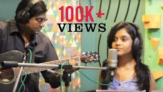 BHARE NAINA (Cover) - Unplugged - Antara Nandy / Ra One