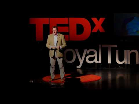 The fall and rise of a gambling addict | Justyn Rees Larcombe | TEDxRoyalTunbridgeWells