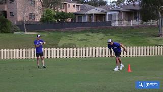 Cricket Fitness Test - 40m on 30sec Drill