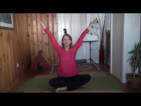 Simple Exercises for Lymphatic Drainage and Healthy Immune System