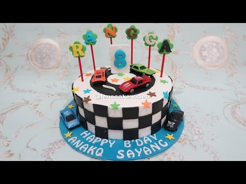 Kids Birthday Cakes How to Make Easy