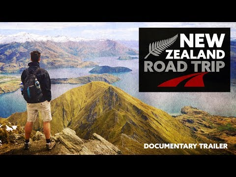 New Zealand Road Trip: Backpacking Documentary Trailer