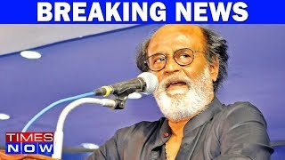 Will Become Party Workers If Rajinikanth Gets Into Politics Says President Of Rajini Fan Club