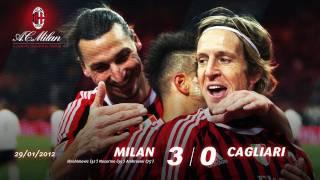 Milan-Cagliari 3-0