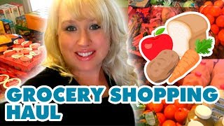 Large Family $336 Two Week ALDI Grocery Shopping Haul   Life Is Currently CRAZY Edition 😱😱😱