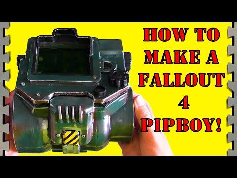 How To Make a Fallout 4 Pip-Boy (DIY)
