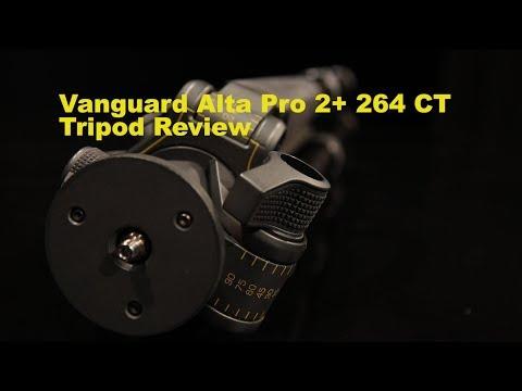 Tripod Review - Vanguard Alta Pro 2+ 264CT