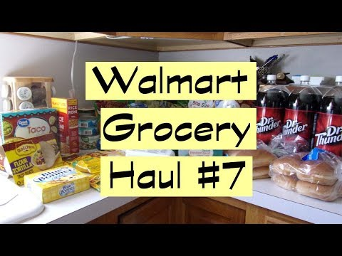 Grocery Haul # 7 |  Weekly Grocery Haul | Savvy Serena