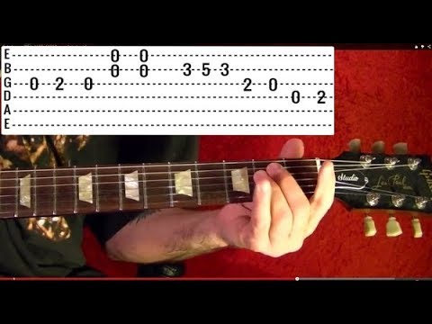 Come As You Are by NIRVANA - Guitar Lesson ♪ ♫ ♪ ♫