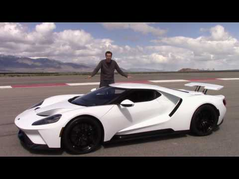 Here's Why the 2017 Ford GT Is Worth $500,000
