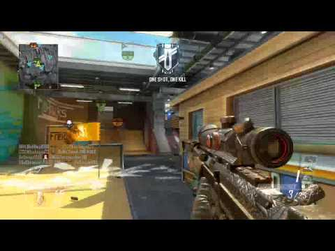 Black Ops 2: Quick Scoping