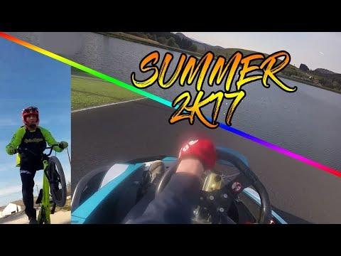 SUMMER 2K17 // RIDING SPEED
