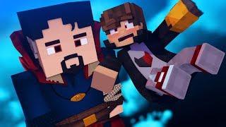 Minecraft: CAI EM UM HEROI  ‹ JUAUM ›