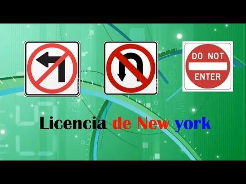 EXAMEN ESCRITO DE CONDUCIR EN NEW YORK | EXAMEN EN ESPAÑOL