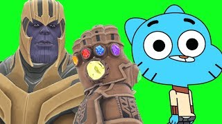 Can Thanos