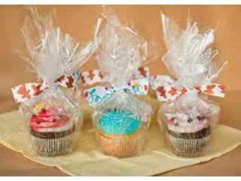 Cupcake Packaging Ideas