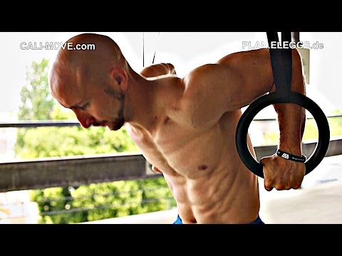 Why You Should Use Rings For Your Workout