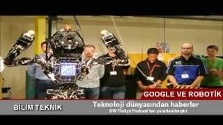 Dw Türkce / Özel Dosya: Google Ve Robotik