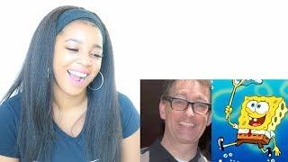 SPONGEBOB VOICE ACTORS CURSING | Reaction