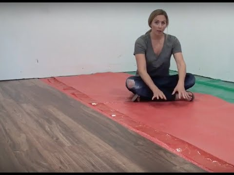 How to Install Laminate Floor in a Basement
