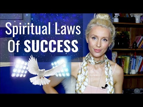 7  Spiritual LAWS  Of SUCCESS/ How To Be Truly  Successful in Life